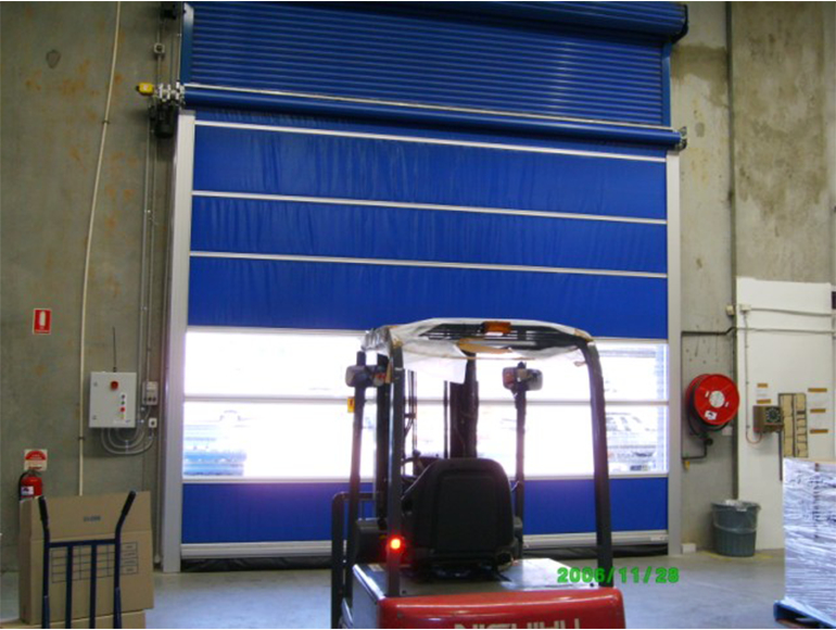 Rapid Roll Up Doors Dorflex