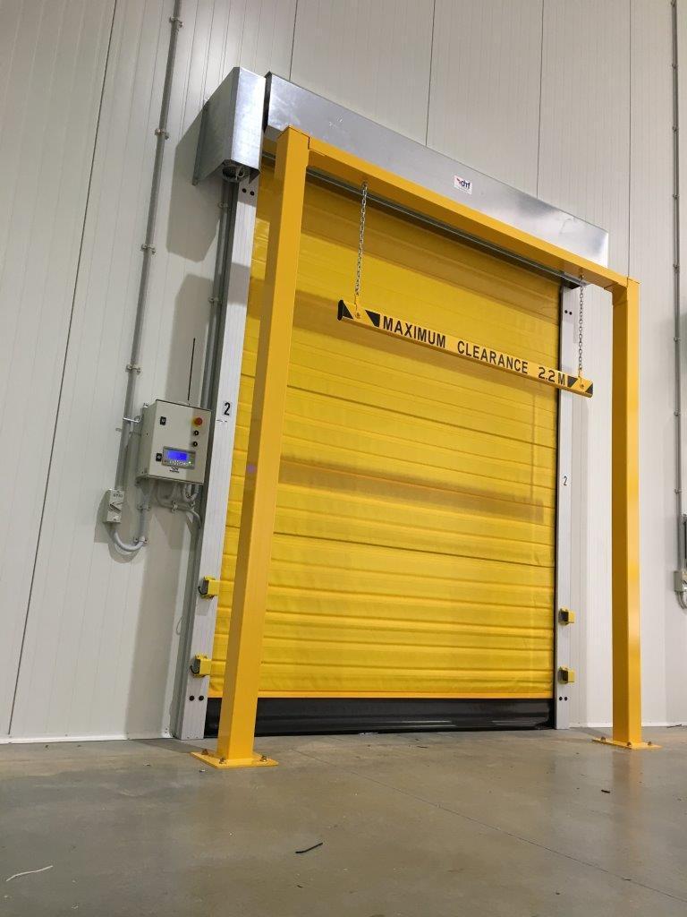 Impact Doors: High Impact Traffic Doors